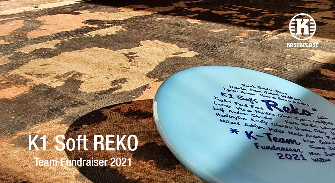 K1 Soft Reko Team Fundraiser 2021