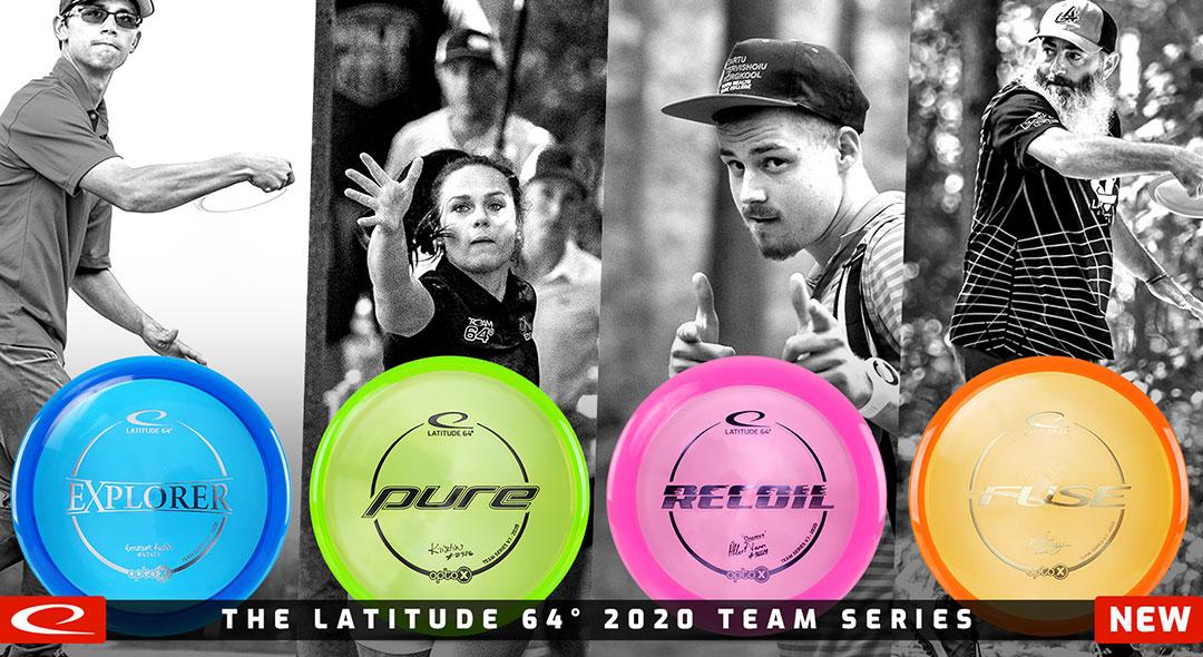Latitude 64 Team Series