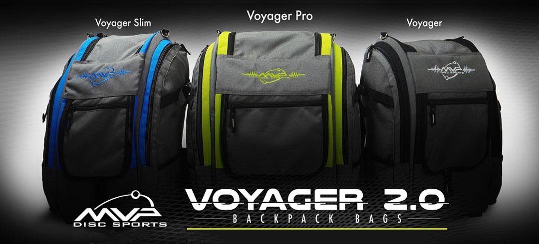 MVP Voyager Back Packs