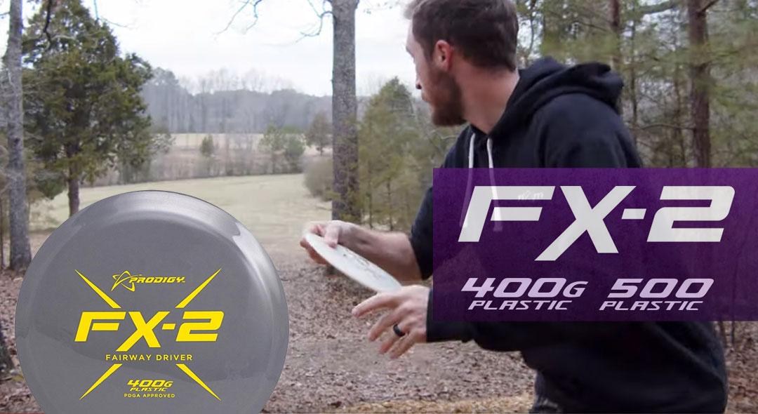 Prodigy FX Fairway Driver