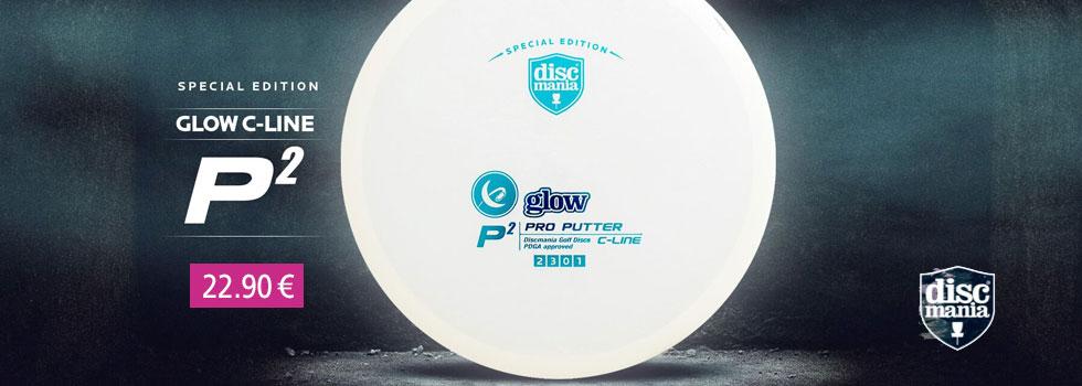 Discmania P2 Glow 2018 Special Edition