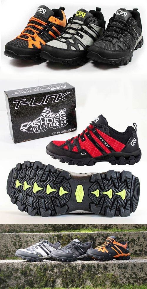 T-Link Disc Golf Shoe