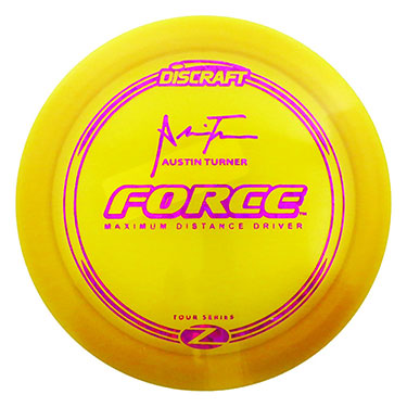 Z Force Austin Turner