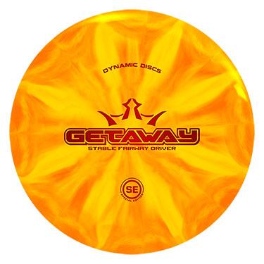 Getaway Fuzion X-Blend Special Edition
