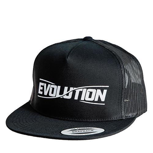 Evolution Snapback Trucker Hat