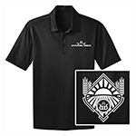 Dynamic Discs Golf Polo Wheat Sunset