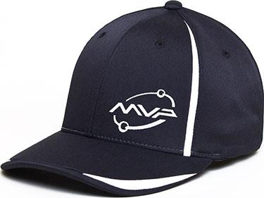 MVP Orbit logo Stretch-Fit Cap