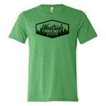 Westside Discs T-shirt Trees