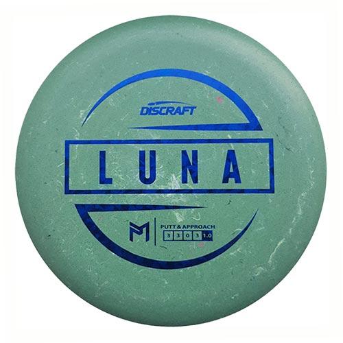 Luna Jawbreaker Paul McBeth