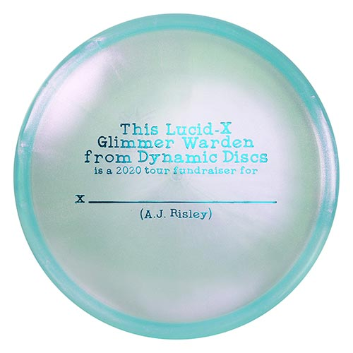 Warden Lucid-X Glimmer A.J. Risley 2020 V.2