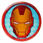 Truth DyeMax Marvel Iron Man Head