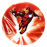 Felon DyeMax Iron Man Red Flare