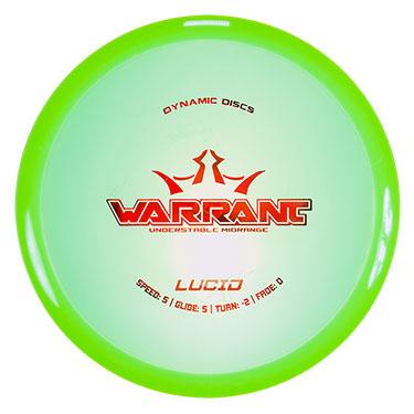 Warrant Lucid