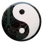 DyeMax Yin Yang Skulls Fuzion Freedom
