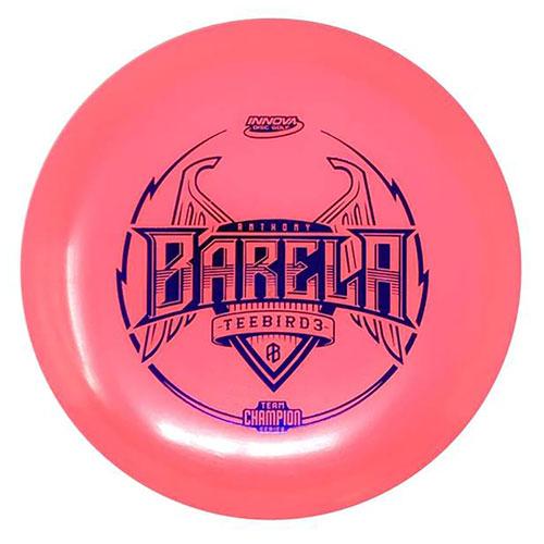 Champion Color Glow Teebird3 Anthony Barela 2021