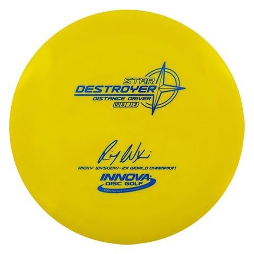 Star Destroyer Ricky Wysocki (Signature)
