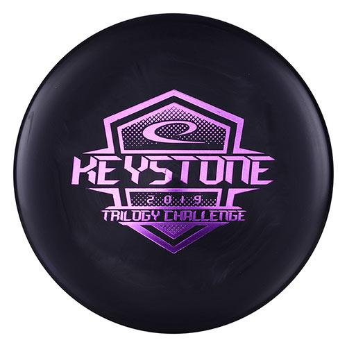 Keystone Retro Trilogy Stamp 2019