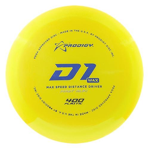 D1 MAX 400 First Run