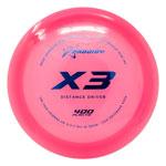 X3 400 First Run