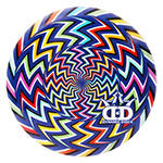 Harp DyeMax Chevron Illusion
