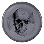 Shield BT Medium Happy Skull
