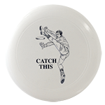U-Max Catch This Frisbee