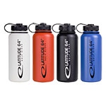 Latitude 64 Insulated Water Bottle
