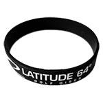 Latitude 64 Wristband