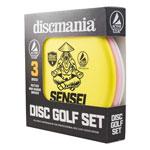 Discmania Active Soft 3-Disc Set
